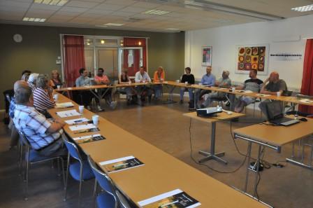 Nordenshippiesmöte i Trollhättan 14:e juni 2014