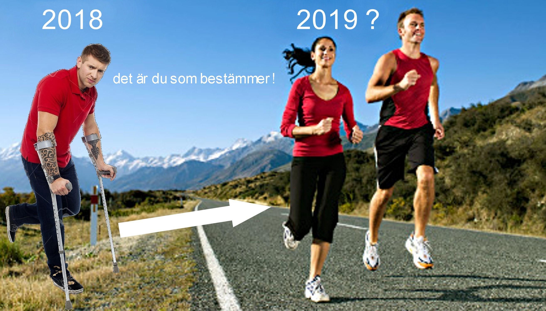 Livskvalitet 2018 > 2019